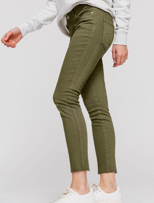 Pantalon couleur femme
