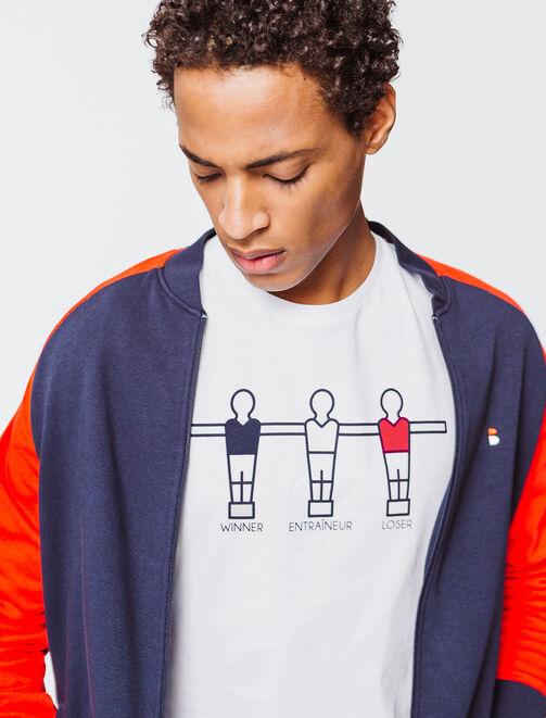 Tee-shirt coupe du monde homme