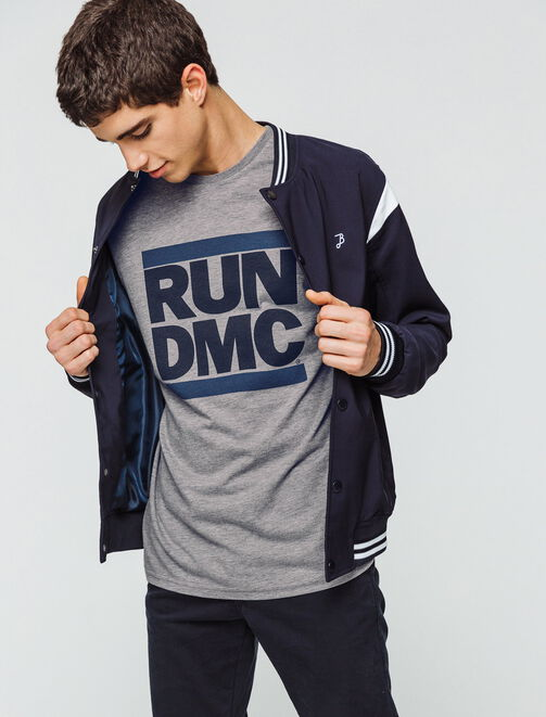T-shirt Run DMC homme
