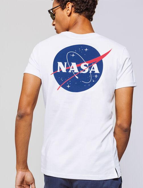 T-shirt licence NASA homme