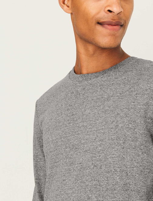 T-shirt forme sweat homme