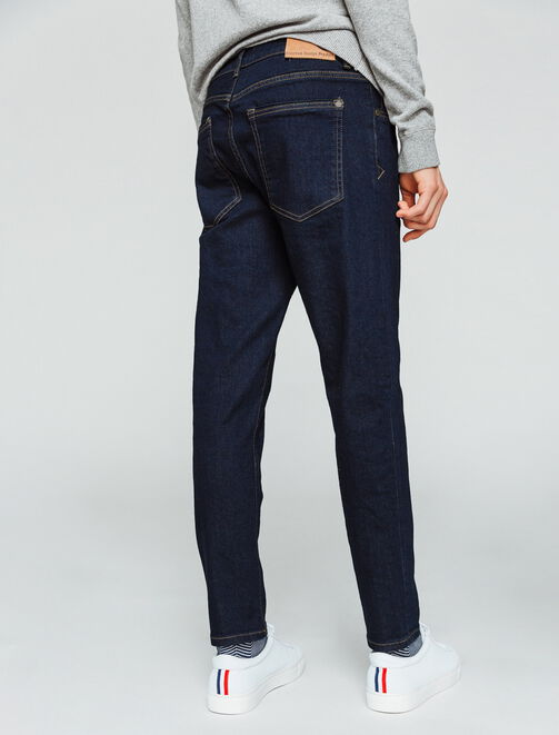 Jean skinny cropped homme