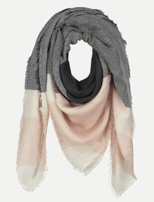Grand foulard doux femme
