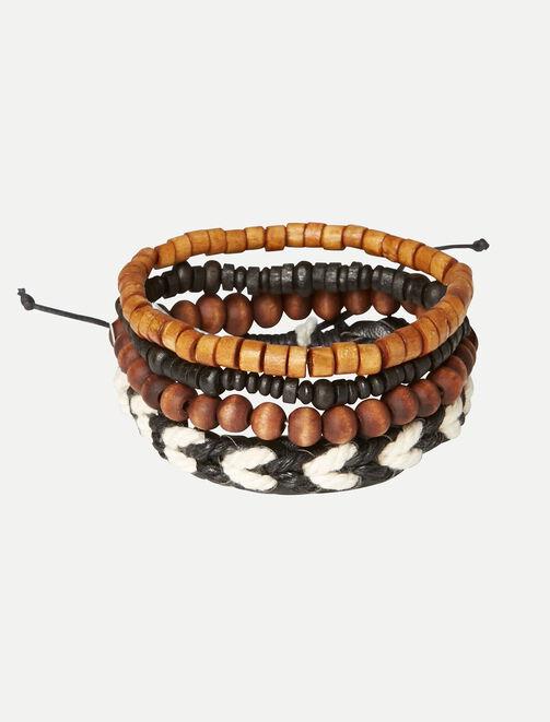 Set de bracelets BOY  homme