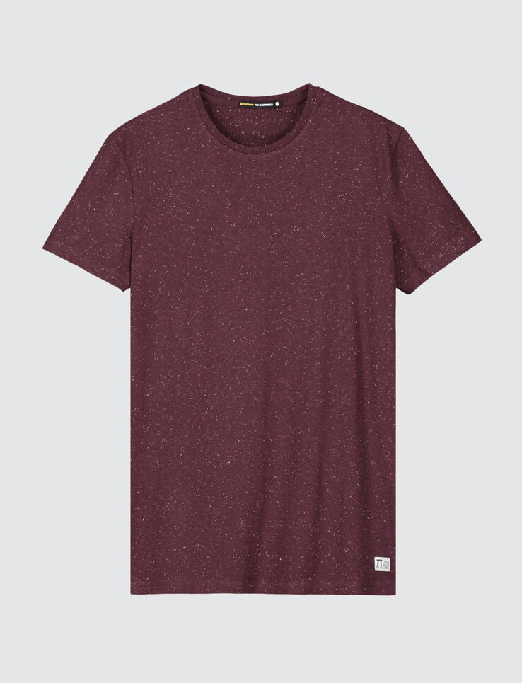T-shirt moucheté