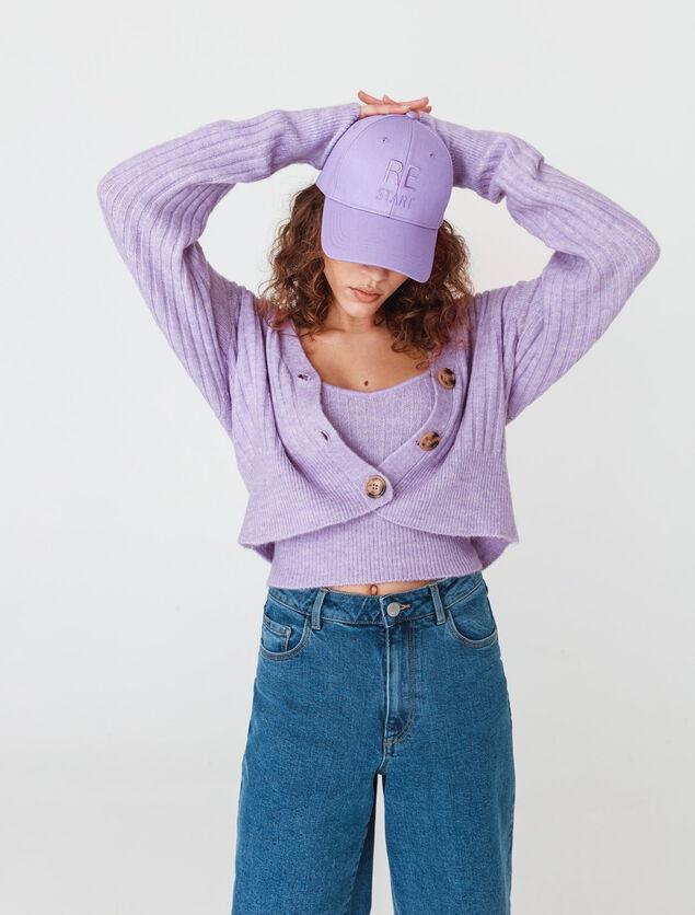 Débardeur tricot