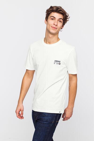 T-shirt humour XMAS B****
