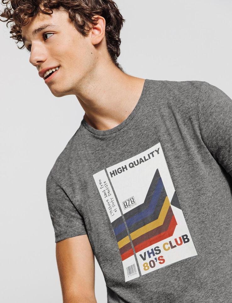 T-shirt print vintage 80's