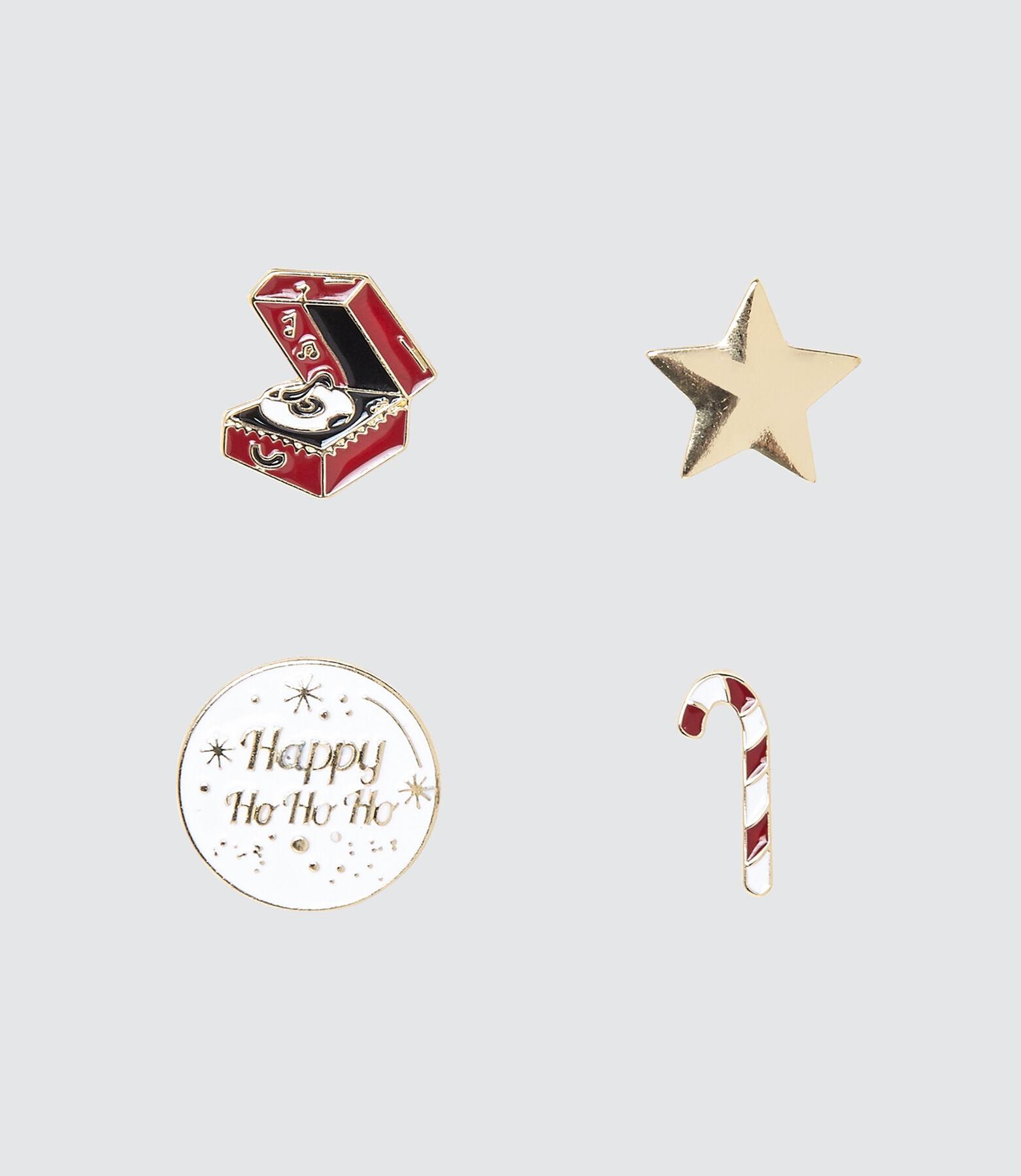 Set de Pins Noël