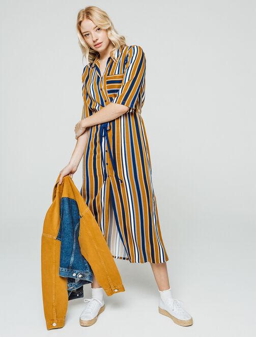 Robe longue  femme