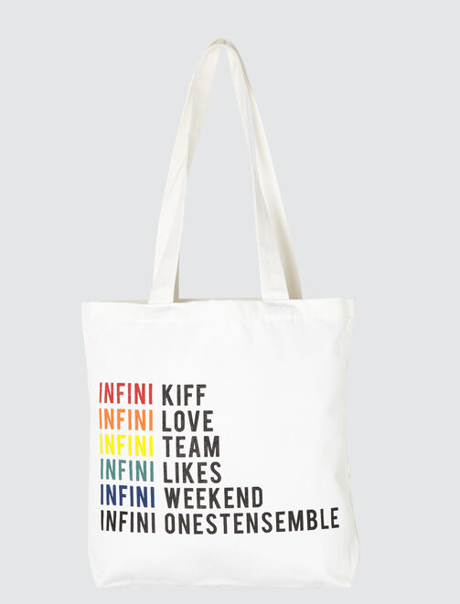 Tote Bag Message  tendances