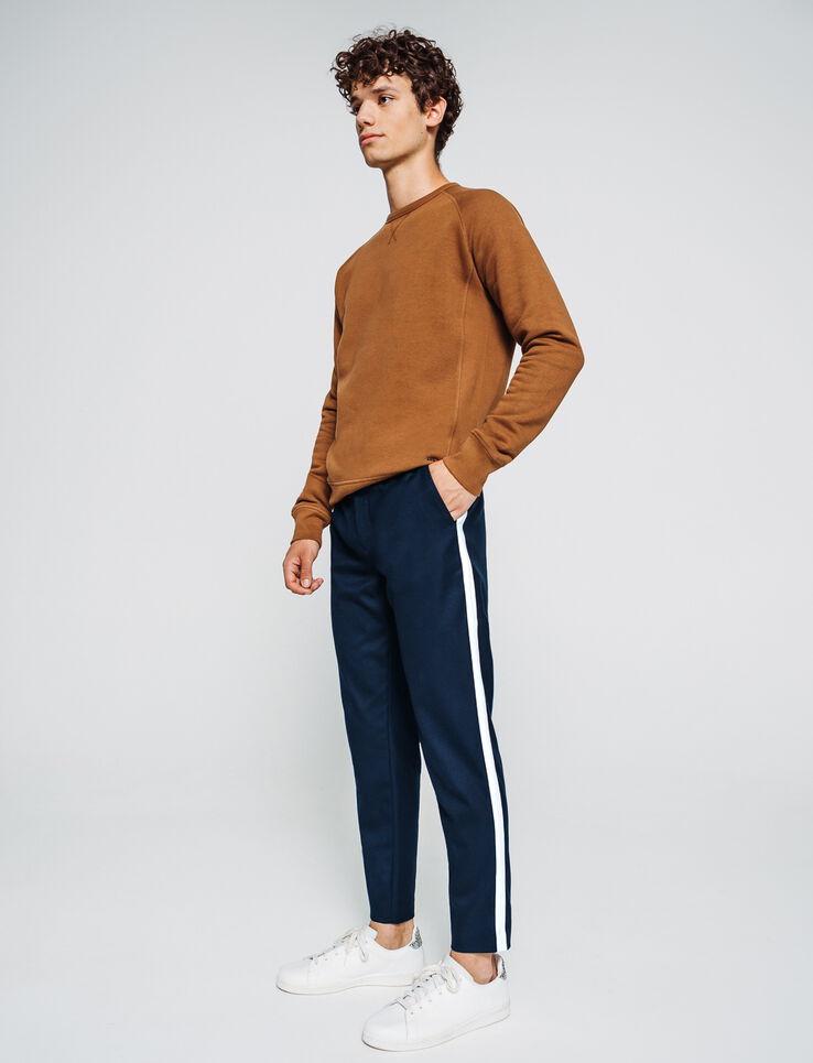 Pantalon sportswear à bandes