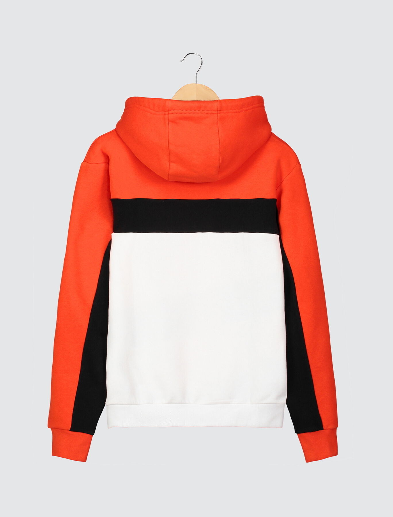 Sweat loose colorblock