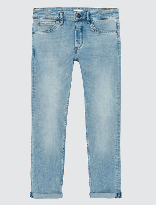 Skinny Double stone cropped homme