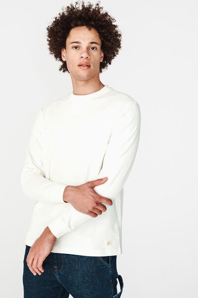 T-shirt ML lourd en coton BIO