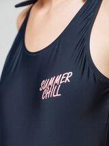 Maillot de Bain une Pièce Summer Chill