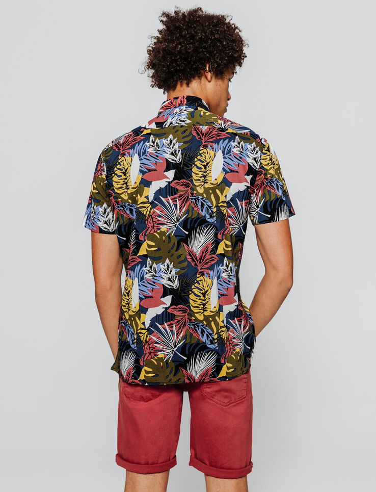 Chemise manches courtes Hawai