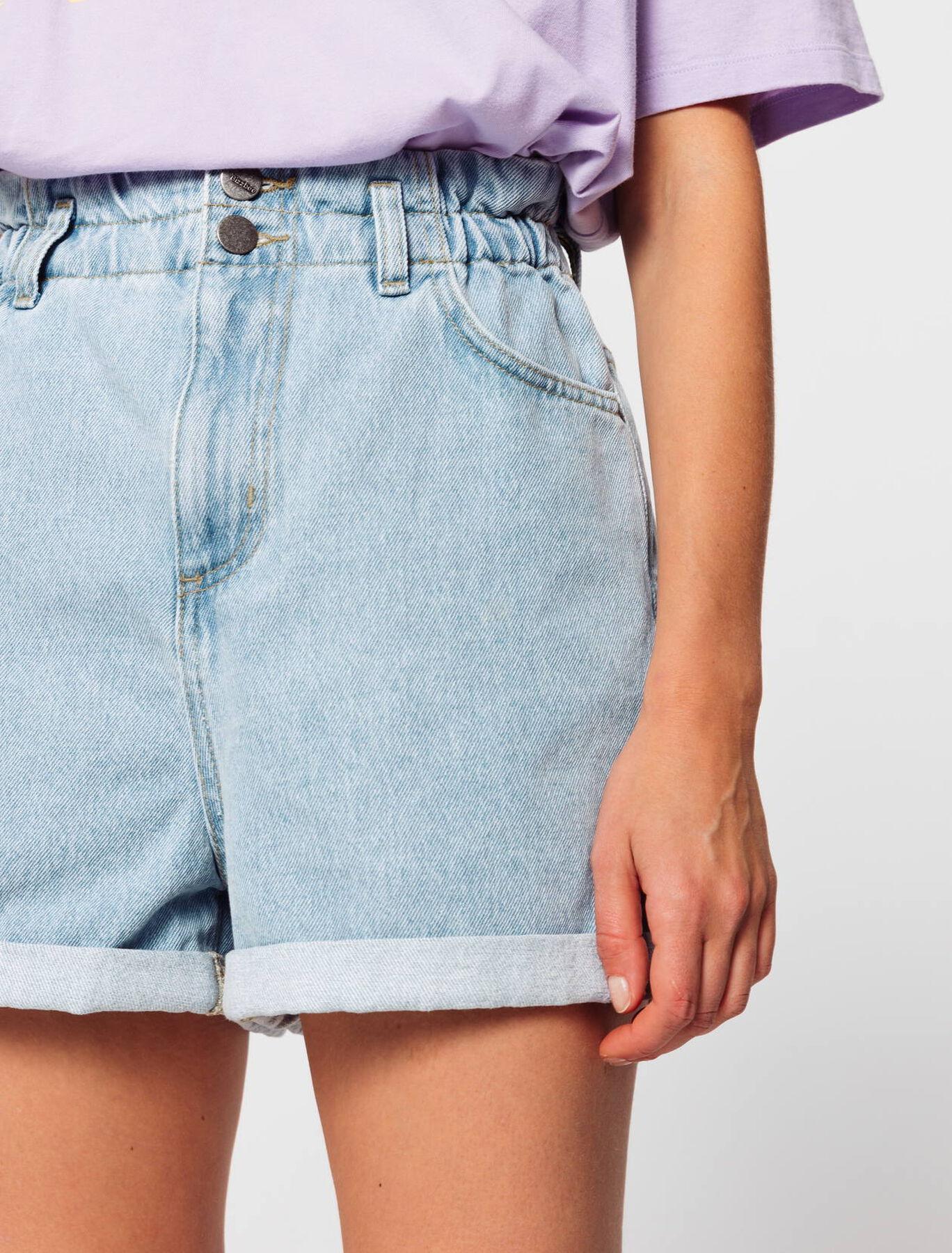 Short Taille Elastiquée