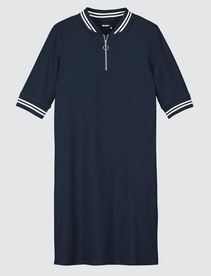 Robe zippée