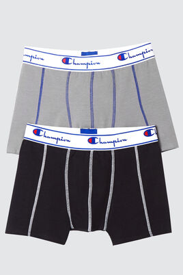 Lot de 2 Boxers Unis X CHAMPION®