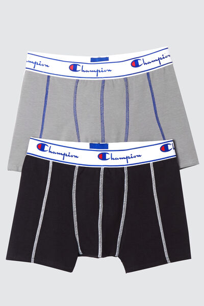 Boxers Unis X CHAMPION® Lot*2