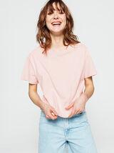 T-shirt oversize en coton IAB