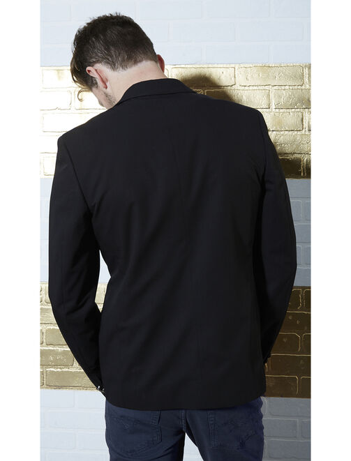 Veste de costume blason doré homme