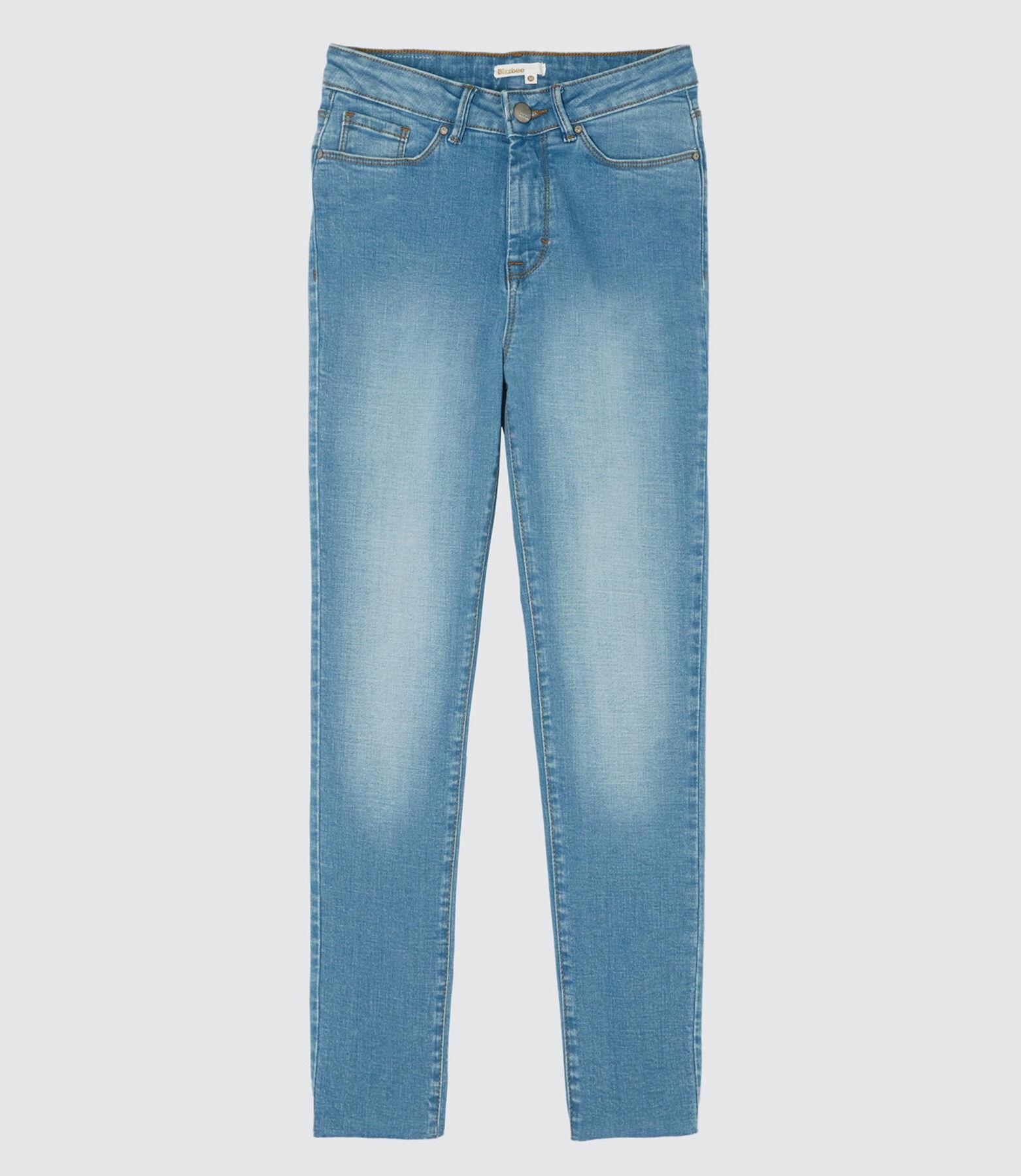 Jean skinny cropped
