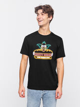 T-shirt licence Simpsons Krusty Burger