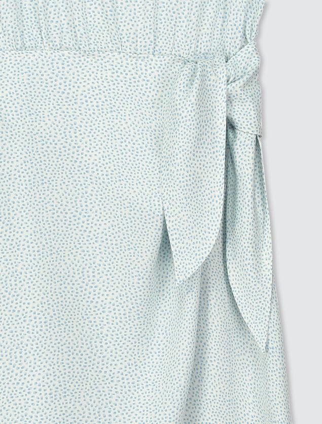 Robe Portefeuille Imprimée