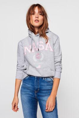 Sweat capuche NASA