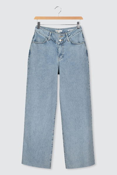 Jean Wide Leg Coton Recyclé