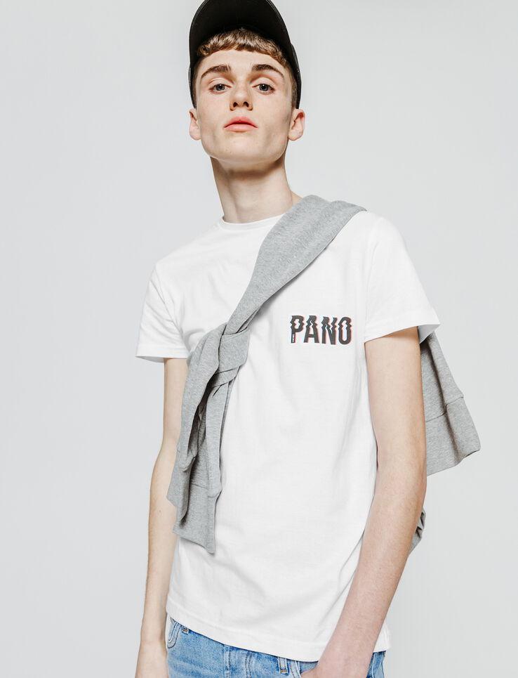 T-shirt message PANO