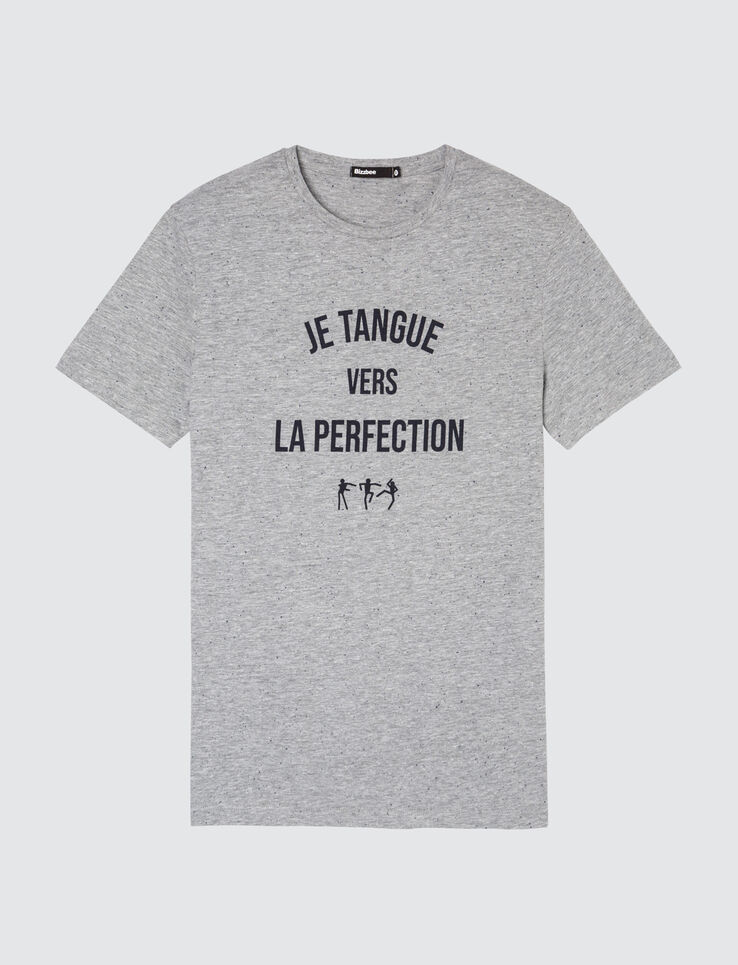 T-shirt neps print humour
