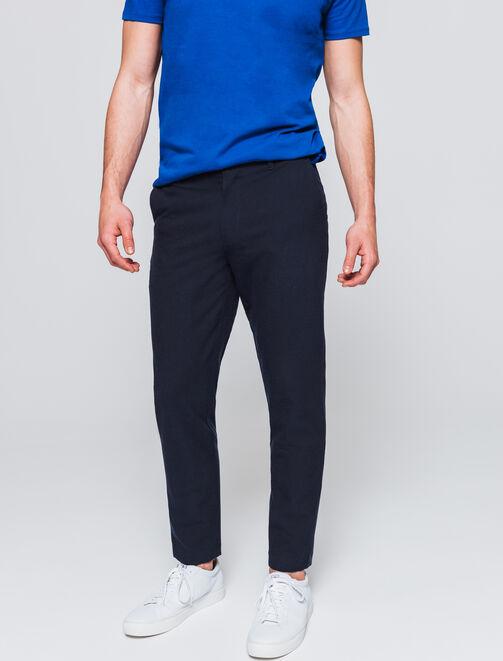 Pantalon de ville essentiel homme