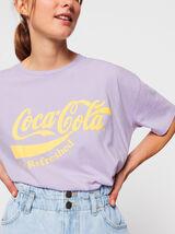 T-shirt licence Coca-Cola