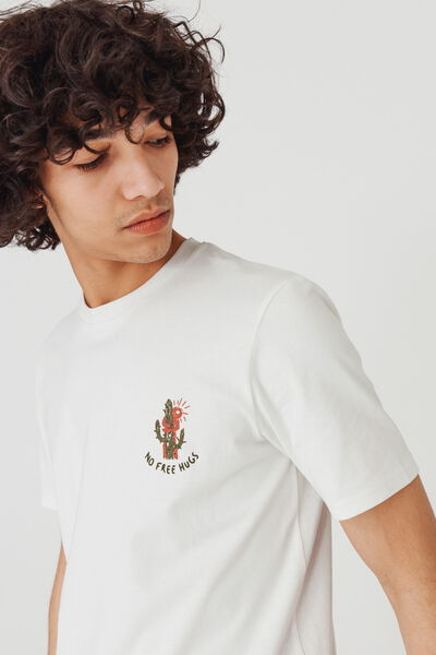 T-shirt humour cactus en coton bio