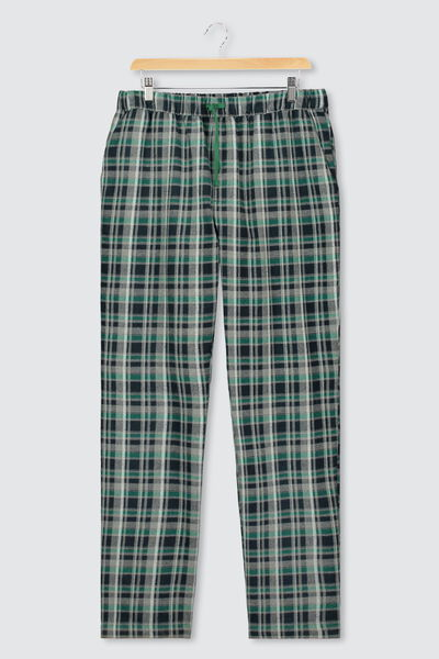 Pantalon de pyjama à carreaux Harry Potter