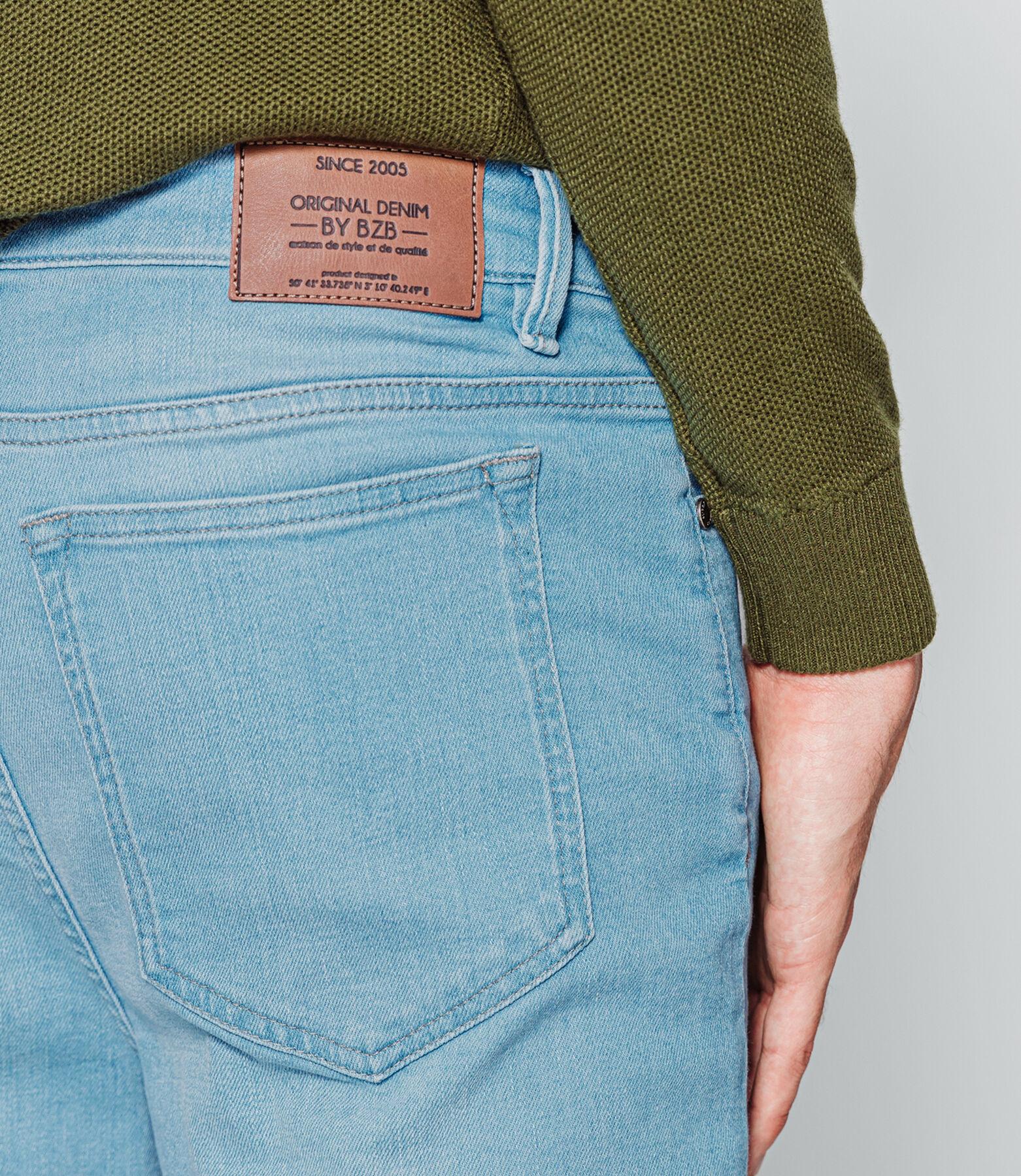 Jean skinny bleached