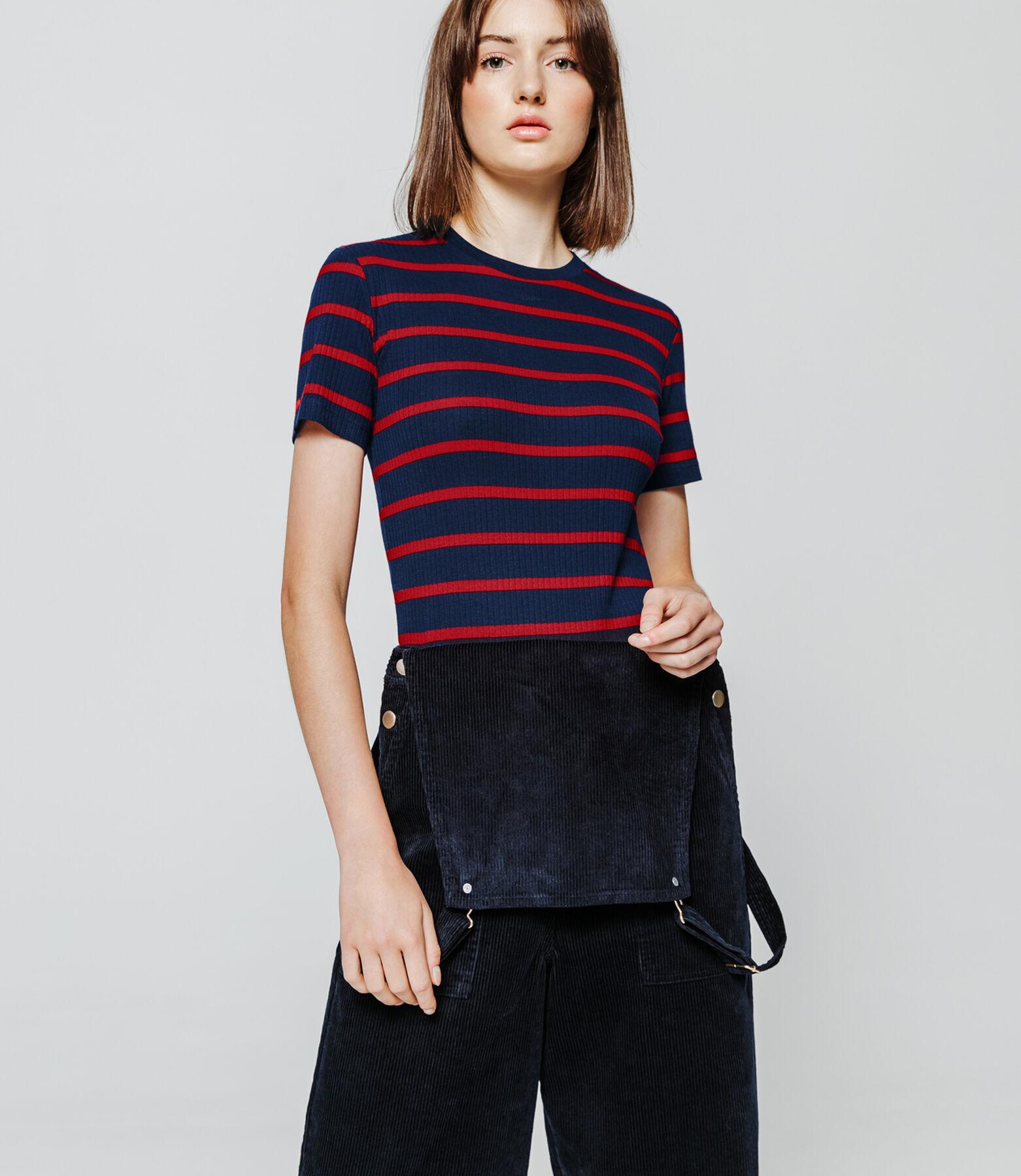 T-shirt rayé essentiel