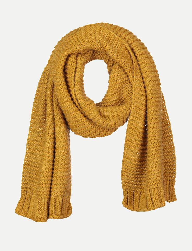 Echarpe en tricot