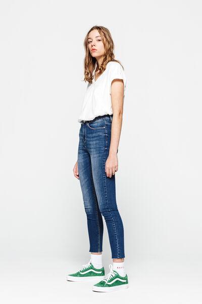Jean denim skinny