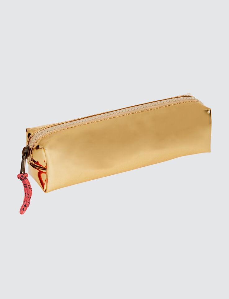 Trousse dorée
