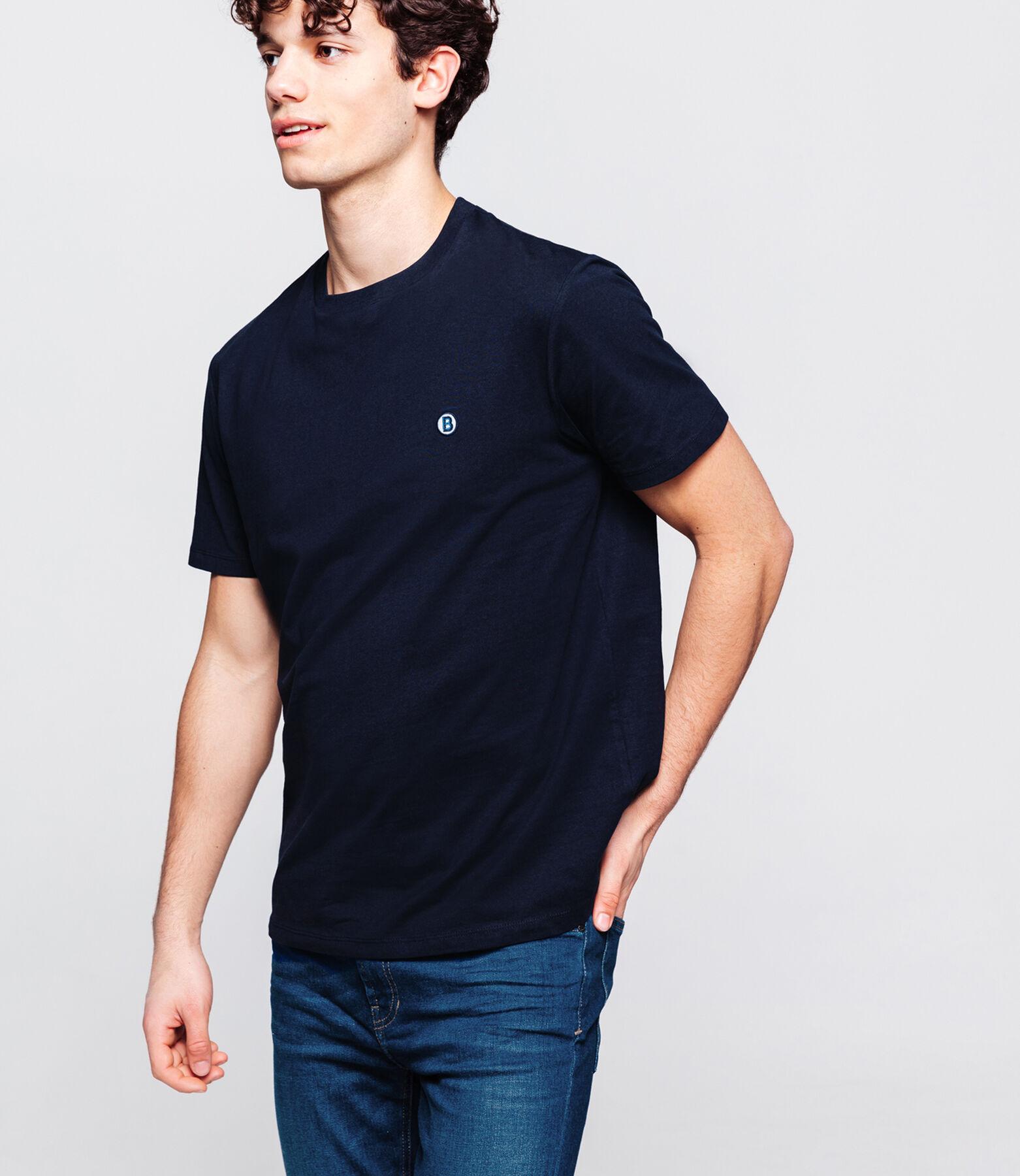T-shirt loose patch poitrine B