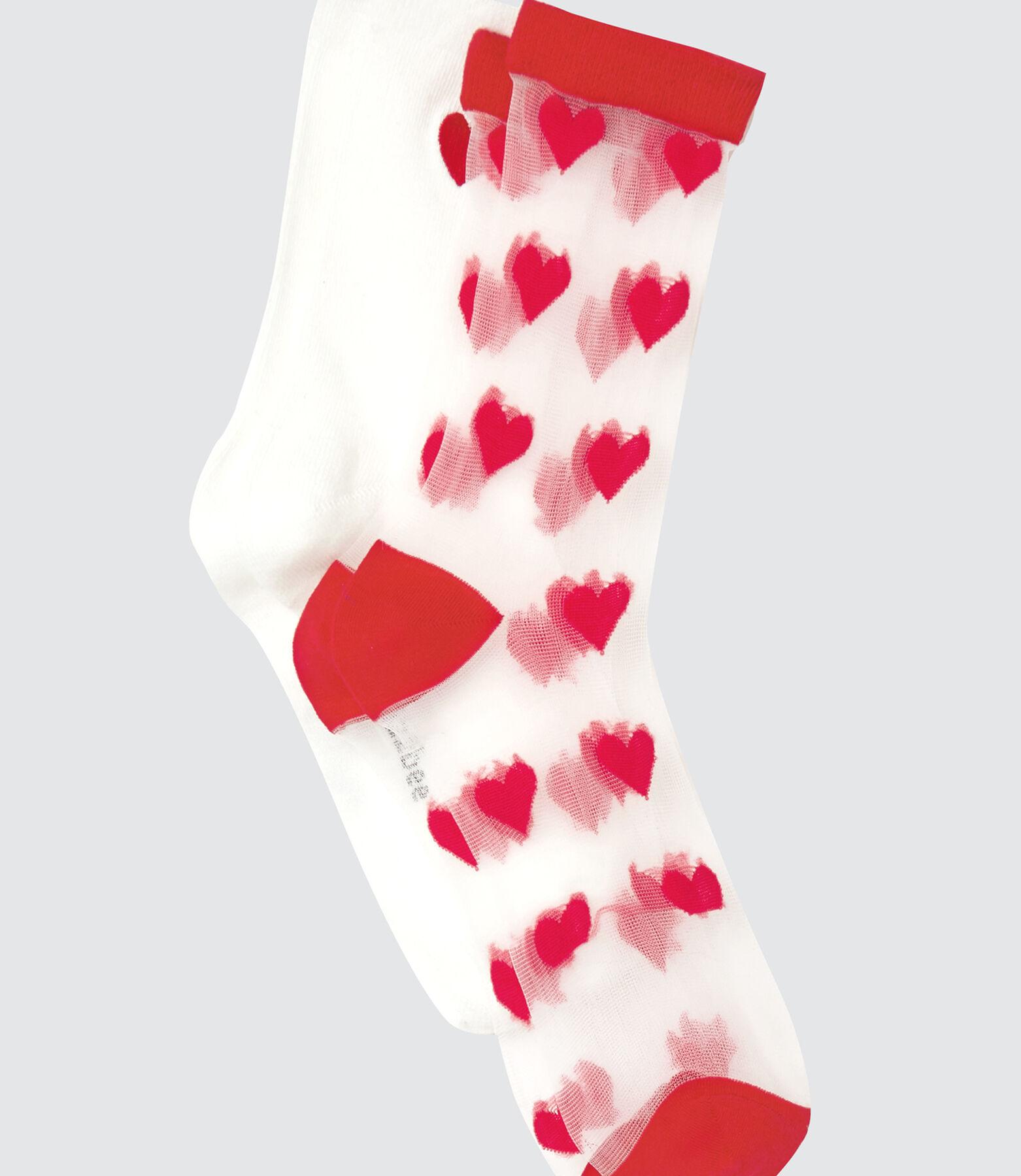 Lot *2 Chaussettes St Valentin