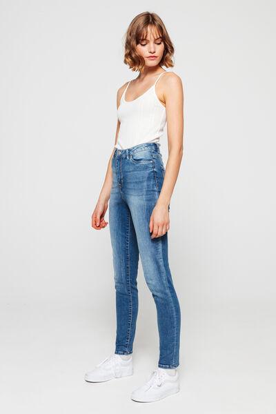 Jean Denim Skinny Coton Recyclé