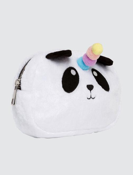 Pochette Panda Licorne femme