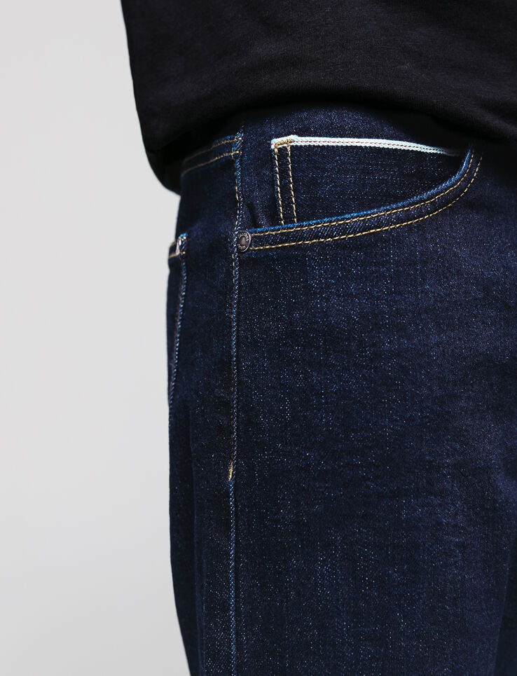 Jean slim selvedge