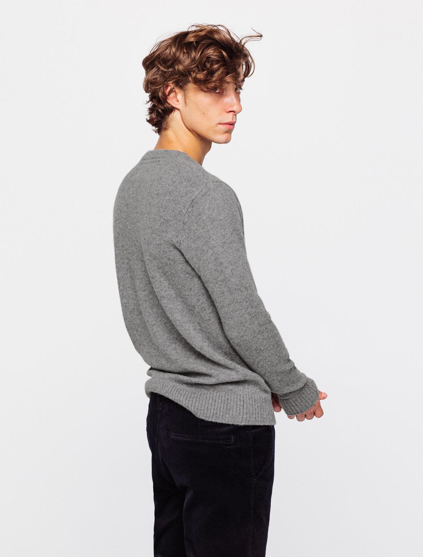 Pull laine chaud et doux