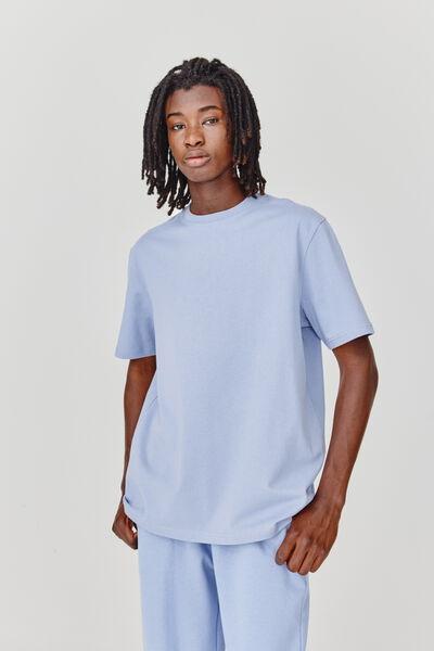 T-shirt oversize et lourd